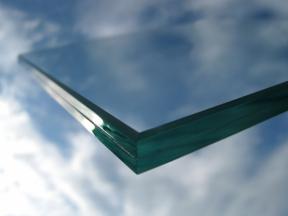 Lepené sklo čiré 12,4mm - VSG 66.1(Connex)