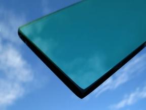 Barevné sklo - Planibel zelený(green) 4mm